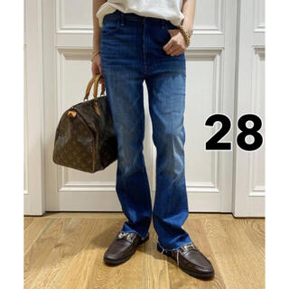 DEUXIEME CLASSE - 【MOTHER/マザー】 The Hustler Ankle Fray 28
