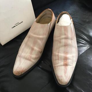 コムデギャルソン(COMME des GARCONS)のtricot COMMEdesGARCONS  箱付き シューズ(ローファー/革靴)