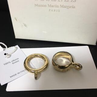 マルタンマルジェラ(Maison Martin Margiela)のMaison Marthin Margiela リング(リング(指輪))