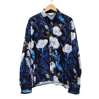 Jieda - Jieda 19SS Flower Pattern L/S SHIRT サイズ2