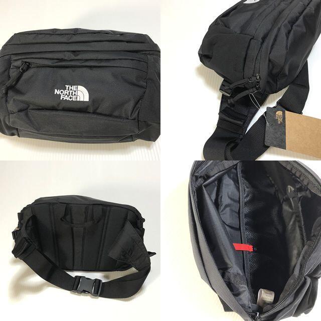 THE NORTH FACE(ザノースフェイス)のザ ノースフェイス スピナ ボディーバッグ ウエストポーチ ブラック レディースのバッグ(ボディバッグ/ウエストポーチ)の商品写真