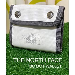 THE NORTH FACE - ★THE NORTH FACE★ノースフェイス★BCドットワレット★三つ折り財布