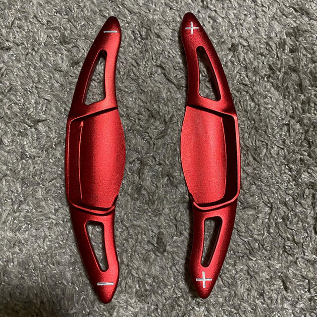 スズキ(スズキ)のスズキ スイフト パドルシフトカバー SUZUKI 自動車/バイクの自動車(車内アクセサリ)の商品写真