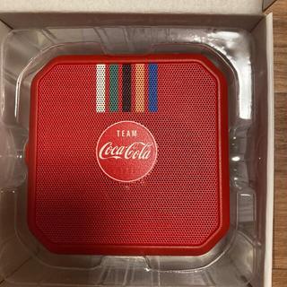コカコーラ(コカ・コーラ)の新品 コカコーラ 防水スピーカー 非売品(スピーカー)