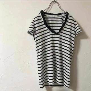サカイラック(sacai luck)のsacai luck♡ボーダー Tシャツ(Tシャツ(半袖/袖なし))