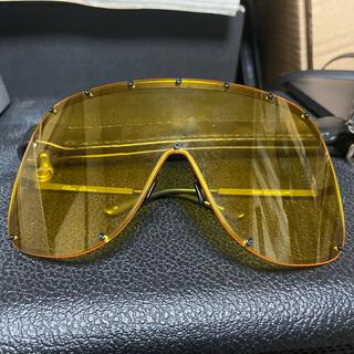 リックオウエンス(Rick Owens)のRick Owens 19FW shield sunglasses (サングラス/メガネ)