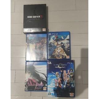 プレイステーション4(PlayStation4)のPS4ソフト5本セット(家庭用ゲームソフト)