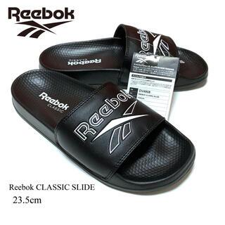 リーボック(Reebok)の新品 23.5cm レディース リーボック クラック スライド サンダル(サンダル)