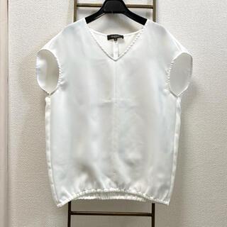 デミルクスビームス(Demi-Luxe BEAMS)のDemi luxe beams ノースリーブブラウス(シャツ/ブラウス(半袖/袖なし))