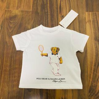 ポロラルフローレン(POLO RALPH LAUREN)のラルフローレン 新品 ポロベア ラルフ 半袖Tシャツ Tシャツ  70 テニス(Tシャツ)
