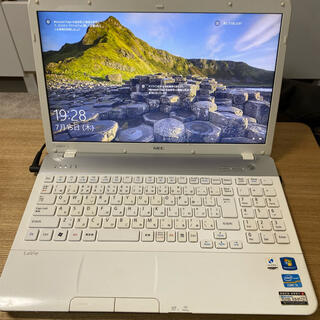 NEC - NEC LaVie PC-LS550F23EW