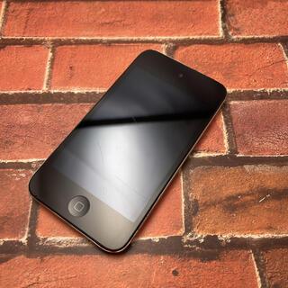アイポッドタッチ(iPod touch)のiPod touch 第4世代 32GB ブラック(ポータブルプレーヤー)