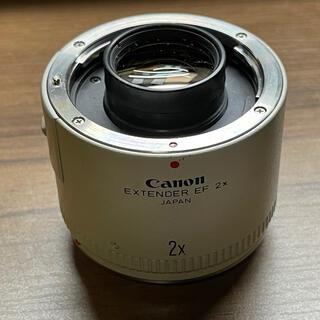 キヤノン(Canon)のCanon EXTENDR EF 2× テレコン2倍(その他)