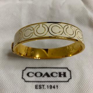 コーチ(COACH)のコーチ COACH バングル ブレスレット アクセサリー レディースアクセサリー(ブレスレット/バングル)