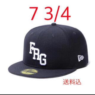フラグメント(FRAGMENT)のNew era fragment 59 FIFTY FRG 7 3/4(キャップ)