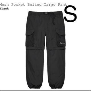 Supreme - Supreme /  Mesh Pocket Belted Cargo Pant