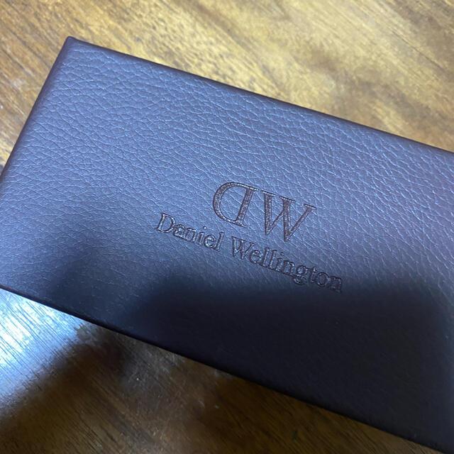 Daniel Wellington(ダニエルウェリントン)のダニエルウェリントン 36mm 黒  メンズの時計(腕時計(アナログ))の商品写真
