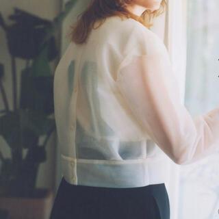 フィーニー(PHEENY)のPHEENY Seer double knit stand collar top(その他)