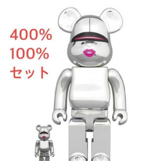 メディコムトイ(MEDICOM TOY)のBE@RBRICK SORAYAMA 100% & 400%(フィギュア)
