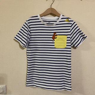 Design Tshirts Store graniph - グラニフ おさるのジョージ Tシャツ 140