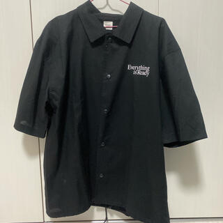 WEGO - WEGO 半袖シャツ ジャケット