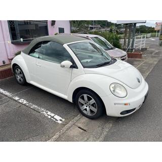 Volkswagen - 【これからの時期に!!】後期 ニュービートル カブリオレ LZ