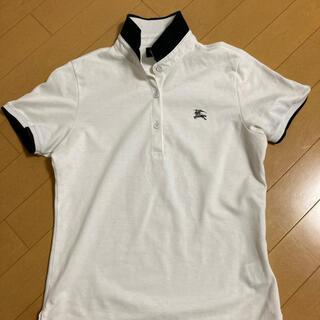 バーバリー(BURBERRY)のバーバリーゴルフポロシャツ(ポロシャツ)