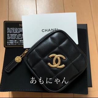CHANEL - CHANEL シャネル  財布 ポーチ コインケース コインパース
