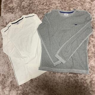アルマーニ ジュニア(ARMANI JUNIOR)のアルマーニ Tシャツ 2点セット(Tシャツ/カットソー)