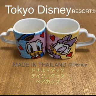 Disney - ディズニー ドナルドペアマグカップ