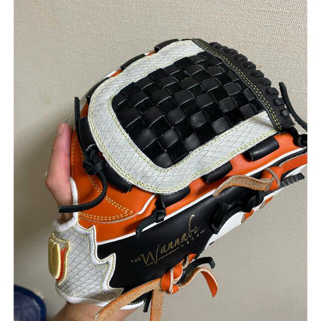 wilson(ウィルソン)のウィルソン 軟式グローブ スポーツ/アウトドアの野球(グローブ)の商品写真