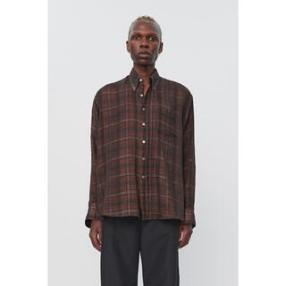 Jil Sander - OUR LEGACY チェックシャツ