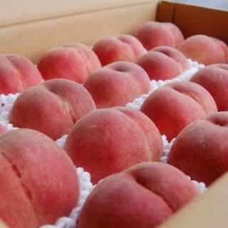 ☆限定1名様先着☆山梨産もも5〜7玉箱☆白鳳桃☆ももモモ☆(フルーツ)