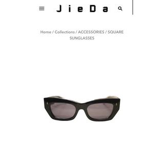 ジエダ(Jieda)のJieda♡サングラス(サングラス/メガネ)