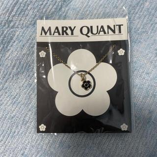 マリークワント(MARY QUANT)のマリークヮント デイジー ネックレス 新品未使用(ネックレス)