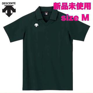 DESCENTE - デサント DESCENTE トレーニング シャツ size M 新品 ブラック