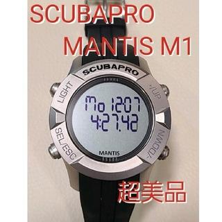 SCUBAPRO - 超美品 スキューバプロ M1 ダイブコンピューター ダイビング SCUBAPRO