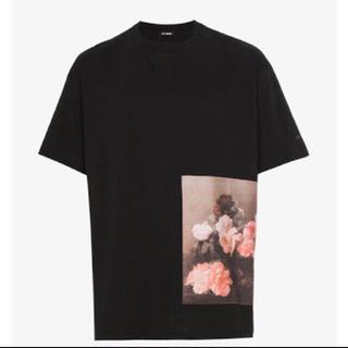 ラフシモンズ(RAF SIMONS)のラフシモンズ 権力の美学 18ss Tシャツ(Tシャツ/カットソー(半袖/袖なし))