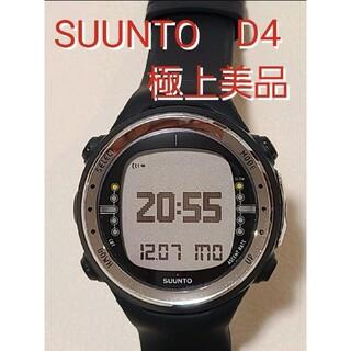 スント(SUUNTO)のSUUNTO D4 ダイブコンピューター ダイコン スキューバダイビング スント(マリン/スイミング)