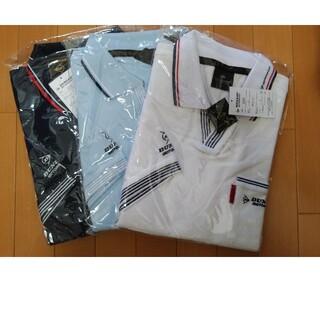 ダンロップ(DUNLOP)のダンロップモータースポーツ ポロシャツ3枚セット(ポロシャツ)