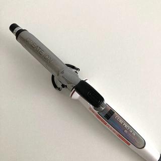 クレイズ(Clayz)のクレイツ イオンカールプロSR-26 直径26mm(ヘアアイロン)