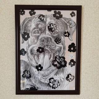 マリメッコ(marimekko)のMarimekko Dog Art! マリメッコドッグアート!(絵画/タペストリー)