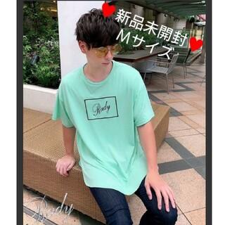 レディー(Rady)の【新品未開封】Rady ボックスRadyメンズTシャツ  Mサイズ(Tシャツ/カットソー(半袖/袖なし))