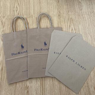 ラルフローレン(Ralph Lauren)の新品 ラルフローレン ショップ袋 ラッピング袋(ショップ袋)