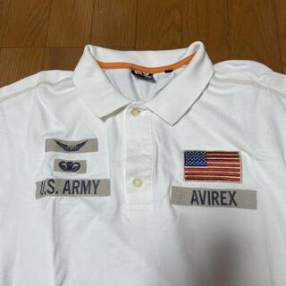 アヴィレックス(AVIREX)のポロシャツ アヴィレックス AVIREX avirex シャツ トップス 古着(ポロシャツ)