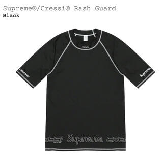 シュプリーム(Supreme)のSupreme® Cressi® Rash Guard Black Sサイズ(水着)