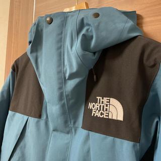 THE NORTH FACE - 【未使用】THE NORTH FACE マウンテンジャケット マラードブルー S