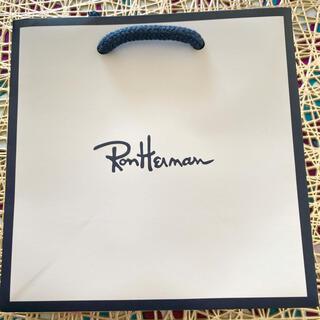 ロンハーマン(Ron Herman)のロンハーマン RonHerman ショッパー ショップ袋(ショップ袋)