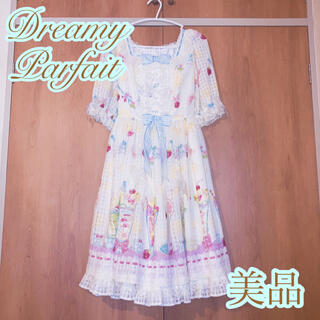 アンジェリックプリティー(Angelic Pretty)のAngelic Pretty Dreamy Parfait OP(ひざ丈ワンピース)
