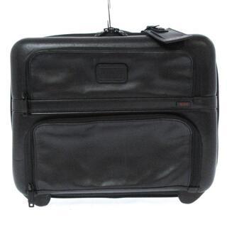 トゥミ(TUMI)のTUMI(トゥミ) キャリーバッグ - 96124DH 黒(スーツケース/キャリーバッグ)